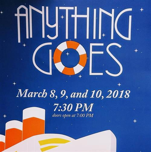 "Millersburg Area High School Presents ""Anything Goes"""