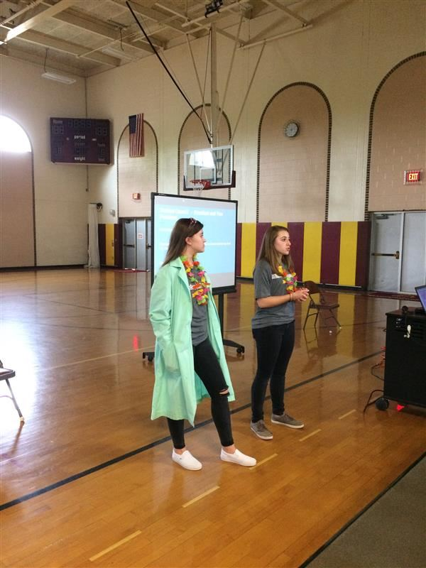 Middle School Student Council Hosts Orientation For 5th Grade