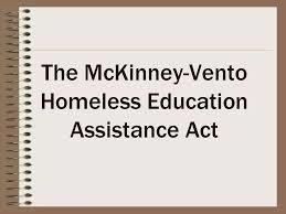 Homeless Student Resources