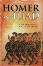 Iliad Book cover