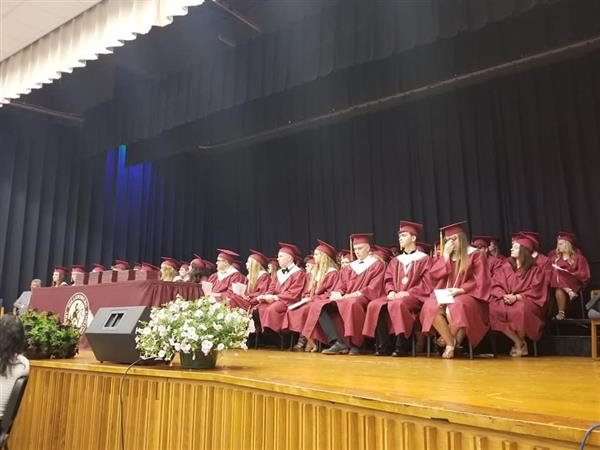 COMMENCEMENT 2019 - The 140th MAHS Commencement Ceremony was held on 5/31/19