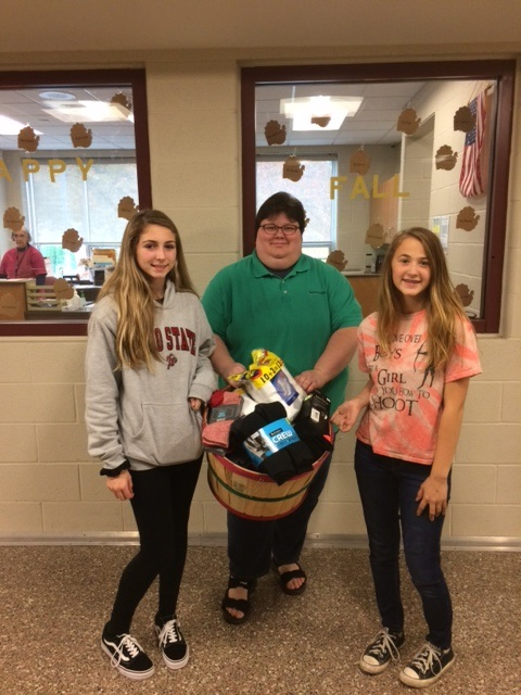 Millersburg Middle School Sponsors Sock Drive For Socktober